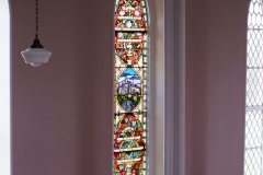 North Stained Glass Window