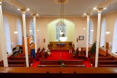 Main Body of the Church