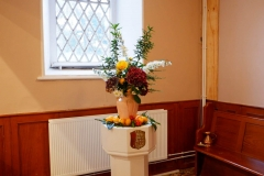 Harvest 2020 - Baptistry